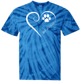 Rat Terrier, Always in my Heart Tie Dye Tee