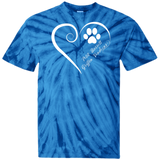 Petit Basset Griffon Vendeen, Always in my Heart Tie Dye Tee