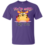 You're Weird Youth Custom Ultra Cotton Tee