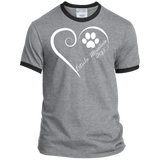 Estrela Mountain Dog, Always in my Heart Ringer Tee