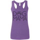 Dog Mama G645RL Gildan Ladies' Softstyle Racerback Tank