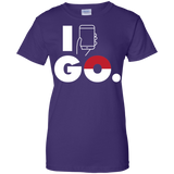 I Go Ladies Tee