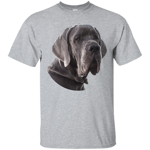 Great Dane Portrait Gildan Ultra Cotton T-Shirt