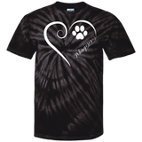 Pekingese, Always in my Heart Tie Dye Tee