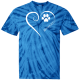 Havanese, Always in my Heart Tie Dye Tee
