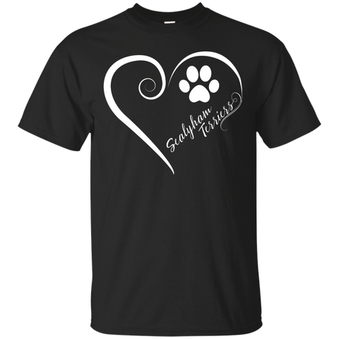 Sealyham Terrier, Always in my Heart Tee