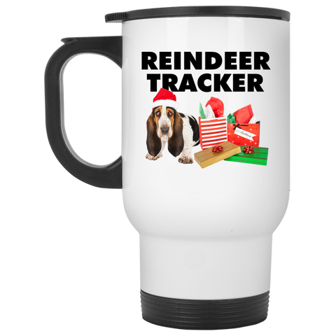 Reindeer Tracker Travel Mug