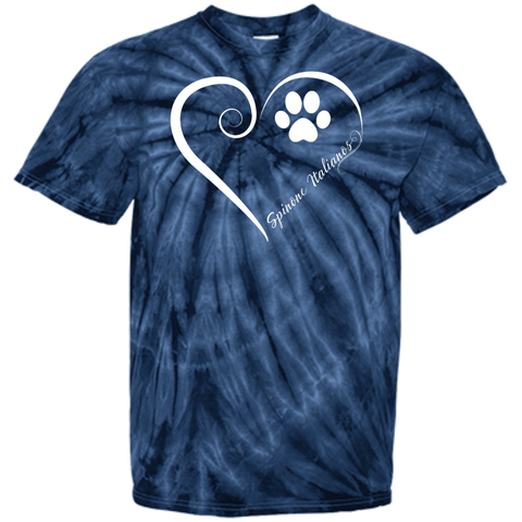 Spinone Italiano, Always in my Heart  Tie Dye Tee