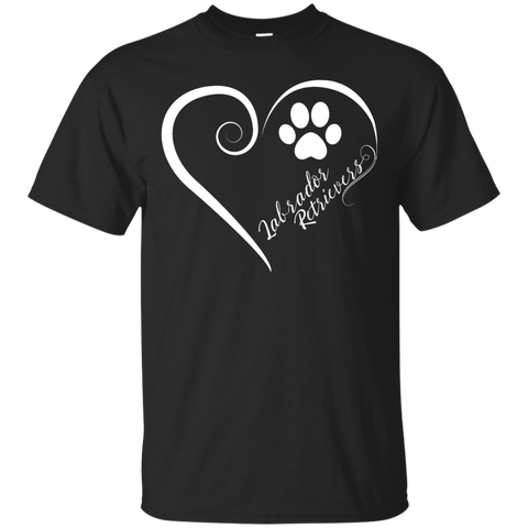 Labrador Retriever, Always in my Heart Tee