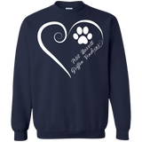 Petit Basset Griffon Vendeen, Always in my Heart Sweatshirt