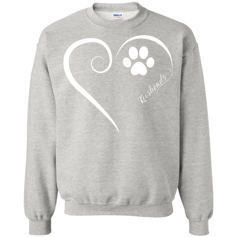Keeshond, Always in my Heart Sweatshirt