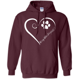 Kerry Blue Terrier, Always in my Heart Hoodie