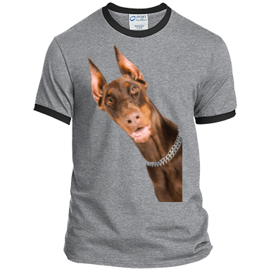 Did someone say treat Ringer Tee