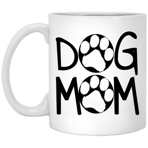 Dog Mom 11 oz. Mug