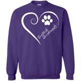 Scottish Deerhound, Always in my Heart Sweatshirt