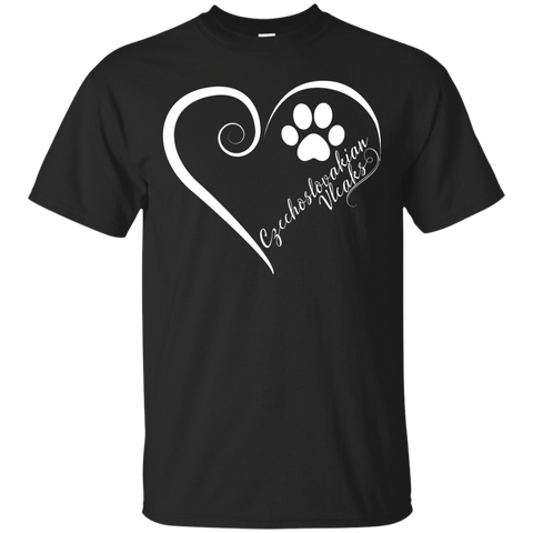 Czechoslovakian Vlcak, Always in my Heart Tee