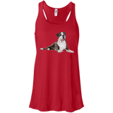 Looking Foxy For The Camera Flowy Racerback Tank