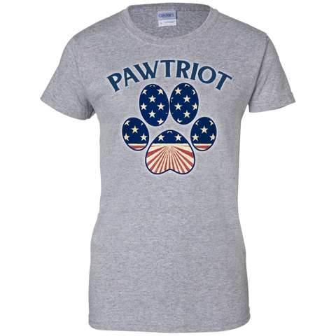 Pawtriot Ladies Tee