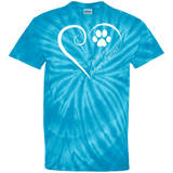 Portuguese Podengo Pequeno, Always in my Heart Tie Dye Tee