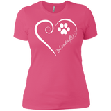 Labradoodle, Always in my Heart Ladies' Boyfriend Tee