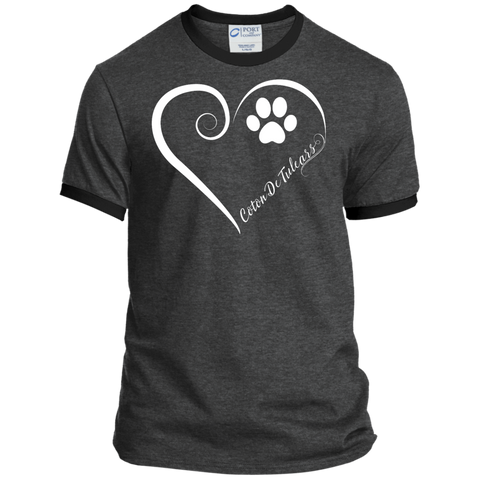 Coton De Tulear, Always in my Heart Ringer Tee