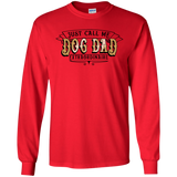 Dog Dad Extraordinaire G240 Gildan LS Ultra Cotton T-Shirt