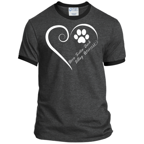 Nova Scotia Duck Tolling Retriever, Always in my Heart Ringer Tee