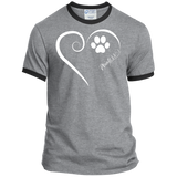 Pointers, Always in my Heart Ringer Tee