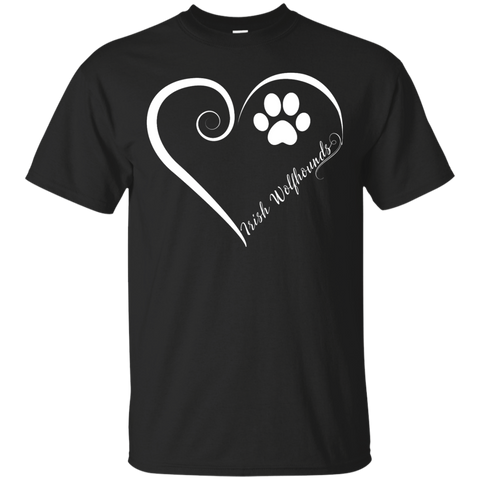 Irish Wolfhound, Always in my Heart Tee