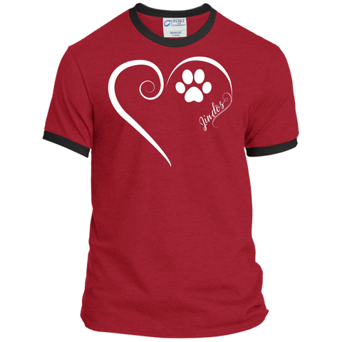 Jindo, Always in my Heart Ringer Tee