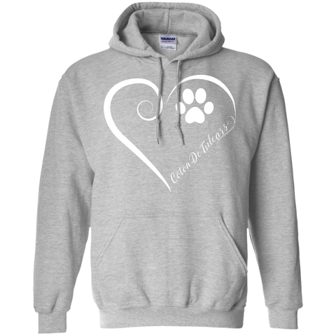 Coton De Tulear, Always in my Heart Hoodie