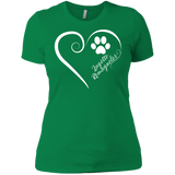 Lagotto Romagnolo, Always in my Heart Ladies' Boyfriend Tee