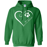 Miniature American Shepherds, Always in my Heart Hoodie