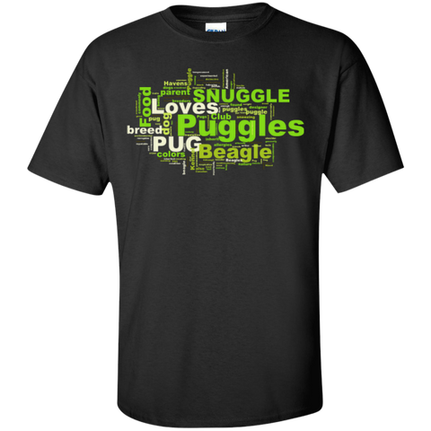 Puggle Cloud Ultra Cotton T-Shirt