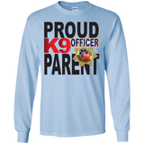 K9 Officer Ultra Long Sleeve Cotton T-shirt