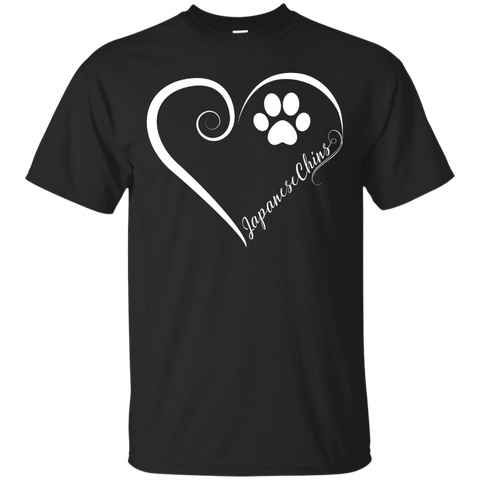 Japanese Chin, Always in my Heart Tee