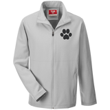 Paw Print Team 365 Men's Soft Shell Jacket