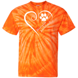 Norwegian Lundehund, Always in my Heart Tie Dye Tee