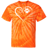 Skye Terrier, Always in my Heart Tie Dye Tee