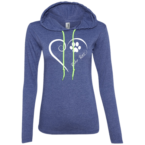 Kishu Ken, Always in my Heart  Ladies T-Shirt Hoodie