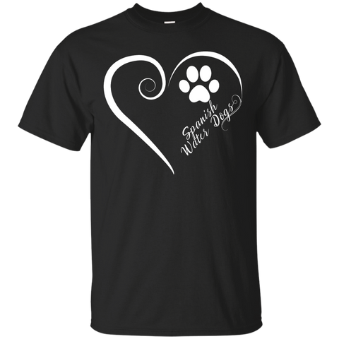 Spanish Water Dog, Always in my Heart Tee