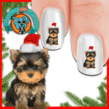 It's a Yorkie Christmas - Nail Art (NOW 50% MORE FREE)