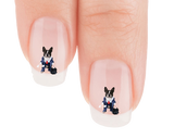 Boston Terrier My Corporate Boston! Nail Art Decals (NOW 50% MORE FREE)