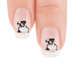 Cane Corso Mastiff Play Dead Nail Art Decals (NOW 50% MORE FREE)