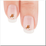 Basset Hound Me so cute Nail Art Decals (NOW 50% MORE FREE)