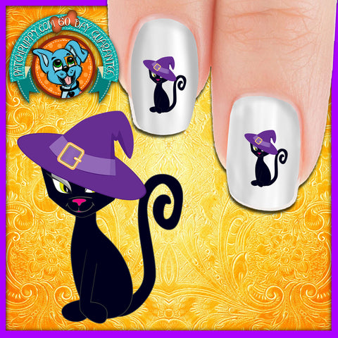 Halloween Nail Art Patch Puppy