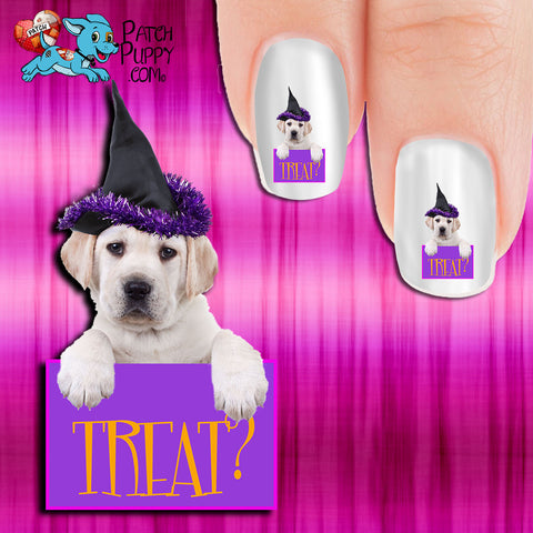Witchy Treats Nail Art Decals (Now! 50% more FREE)