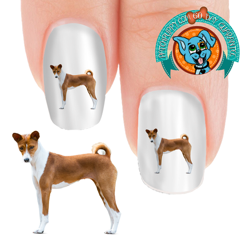 Basenji Proud Nail Art (NOW 50% MORE FREE)