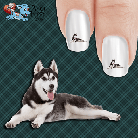 Husky - Pure Joy Nail Art Decals (Now! 50% more FREE)