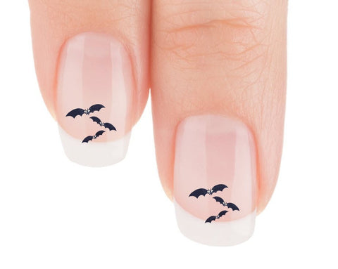 Just Batty Nail Art Decals (Now! 50% more FREE)